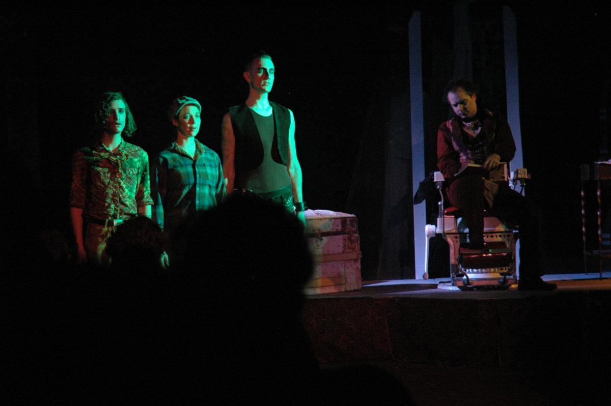 Sweeney Tod    12/12