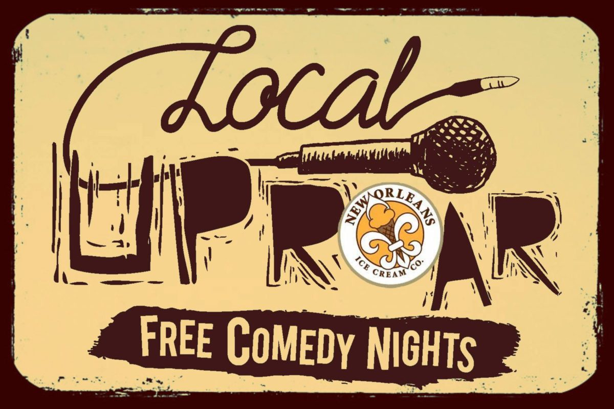Local Uproar! a free comedy show | the AllWays Lounge and Theatre